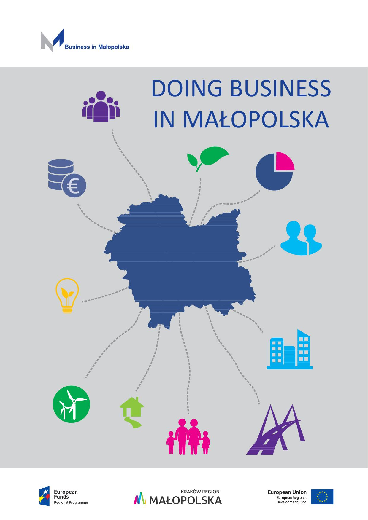 Doing business in Małopolska