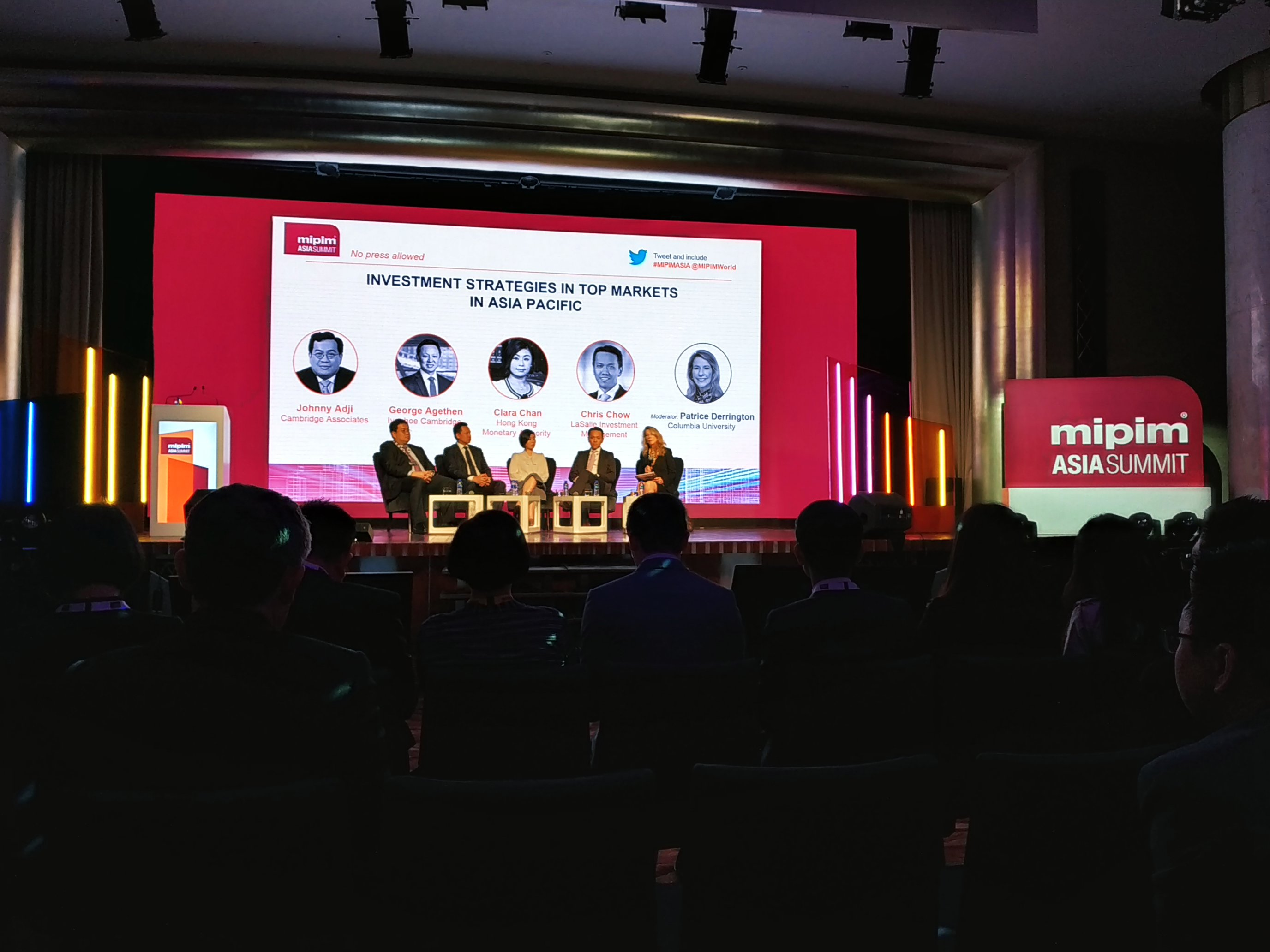 MIPIM Asia Property Leaders Summit